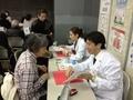 第35回臨床検査ゼミナール 市民講演会:実践します!21世紀の健康づくり 実施記録 (写真)