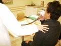あなたの肺年齢はいくつ!?肺機能測定で肺の健康度をチェックしましょう! 実施記録 (写真)